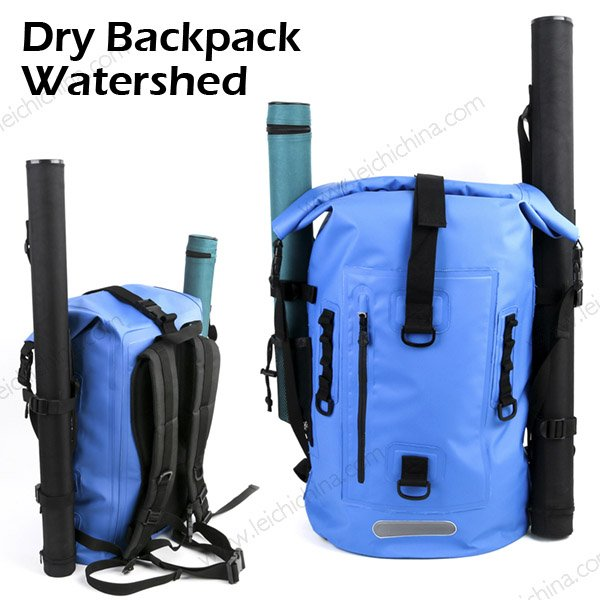 Dry Backpack Watershed