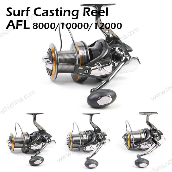 Surf Casting Reel AFL  8000 10000 12000