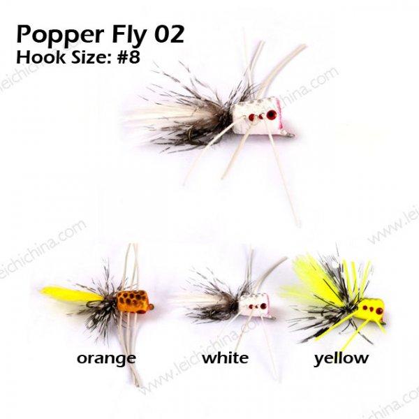 Popper Fly 02