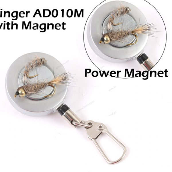 Magnetic Zinger AD010M with magnet