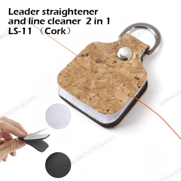 Leader straightener and line cleaner 2 in 1 LS11