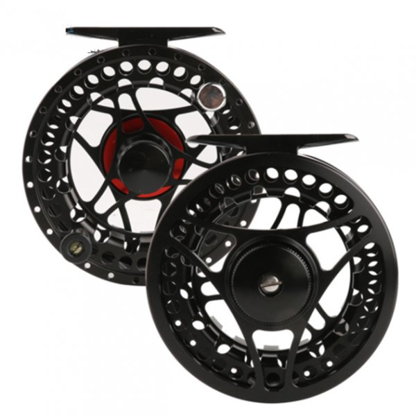 Machine Cut Fly Fishing Reel MC