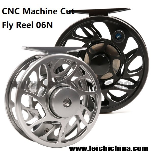 CNC Machine Cut Fly Fishing Reel 06N