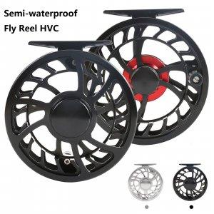 Semi-waterproof Super Light Fly Reel HVC