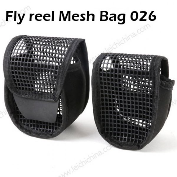 Fly Reel Mesh Bag 026