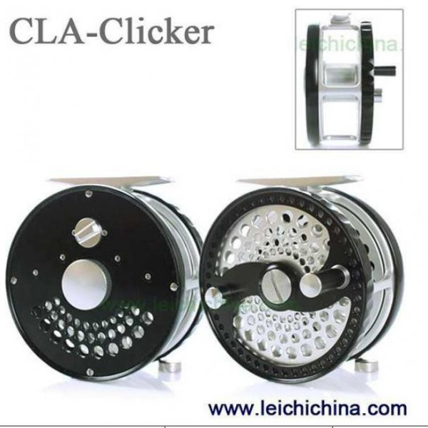 Clicker Light Classic Fly Fishing Reel CLA-Cliker
