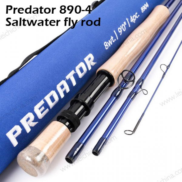 Predator 8904 saltwater fly rod