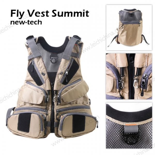 Fly Vest Summit