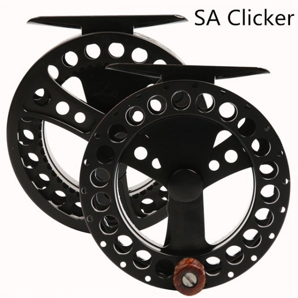 Fly Fishing Reel SA Clicker