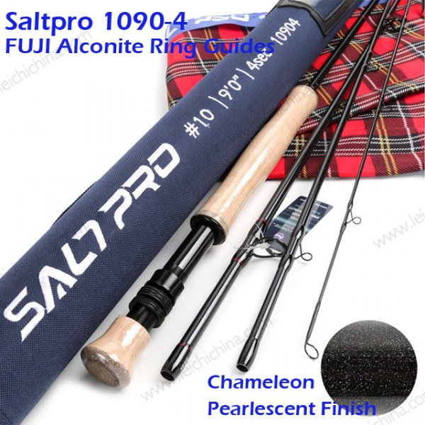 Saltwater fly rod Saltpro
