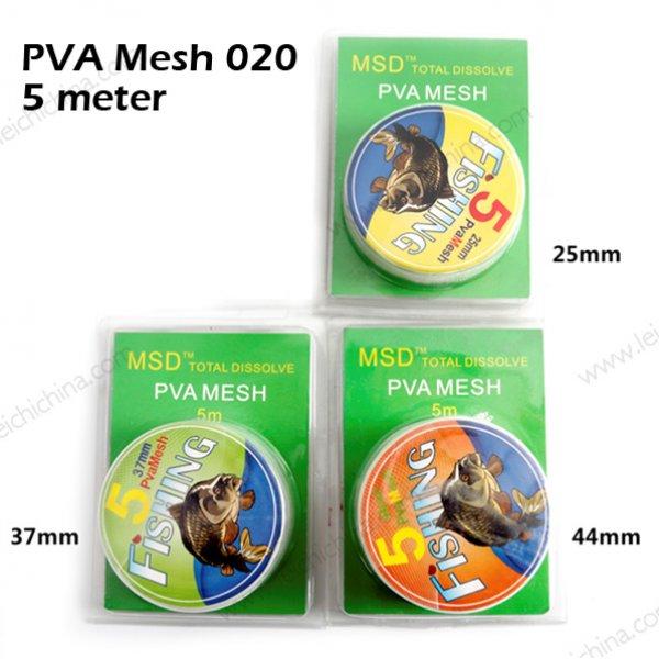 PVA Mesh 020   5 meter
