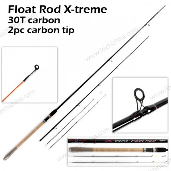 Float Rod X-treme 30T carbon 2pc carbon tip