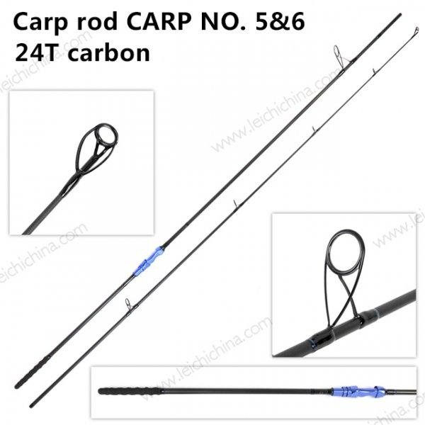 Carp rod CARP NO. 5&6