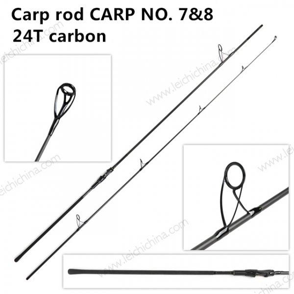 Carp rod CARP NO. 7&8