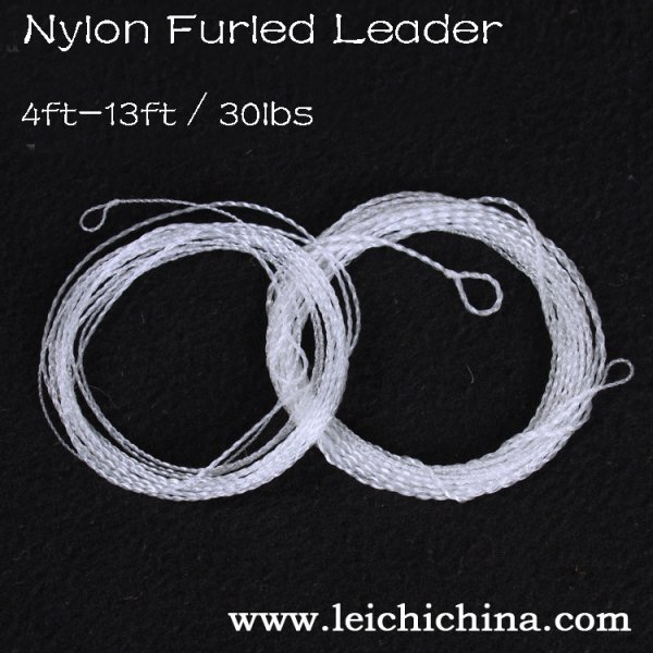 Nylon Furled leader