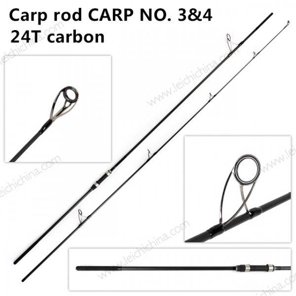 Carp rod CARP NO. 3&4