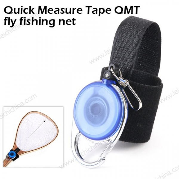Quick Measure Tape QMT fly fishing net