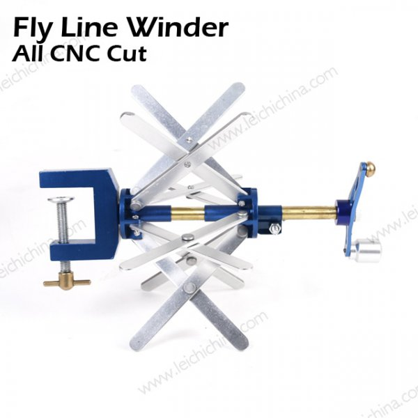 Fly Line Winder  all CNN cut