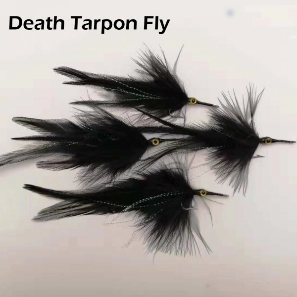 Death Tarpon Fly