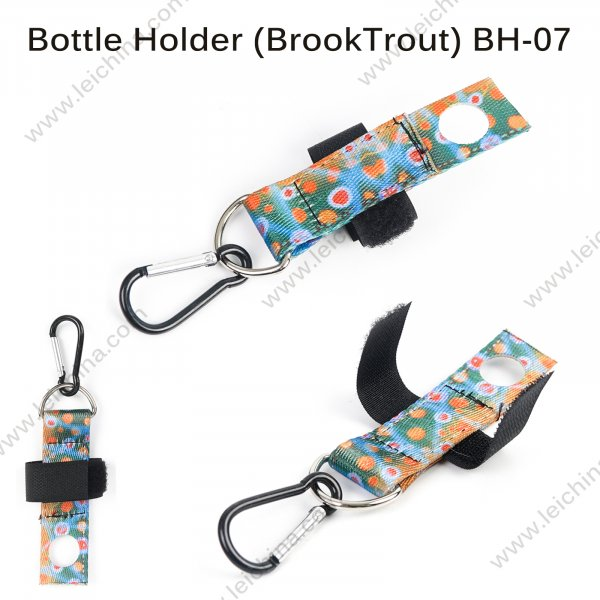 Fly Fishing Floatant Bottle Holder (brooktrout) BH07