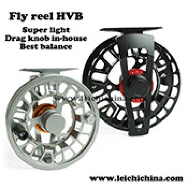 Super light best balance fly reel HVB