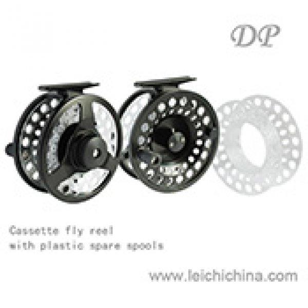 Die-casting Cartridge fly reel DP