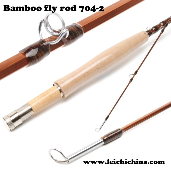 bamboo fly rod 704-2