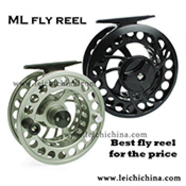Super price Machine cut fly reel ML