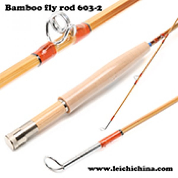 Bamboo fly rod 603-2
