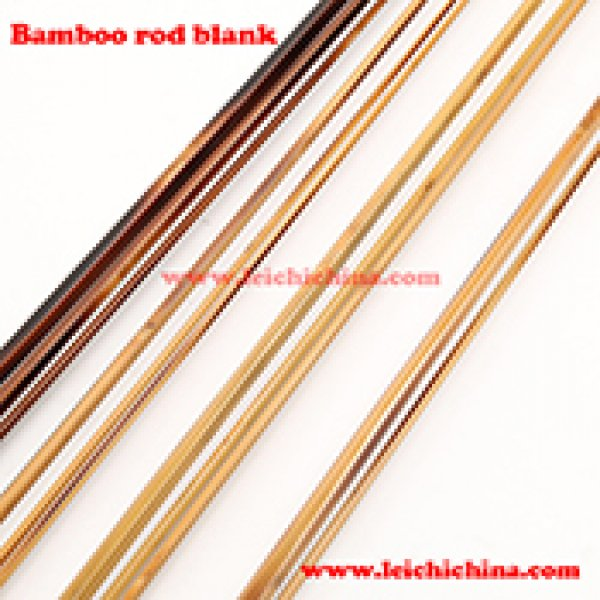 Bamboo fly rod blank