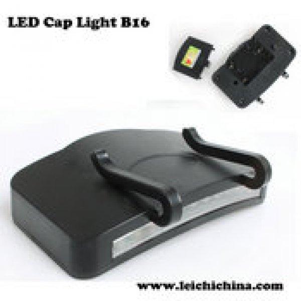 LED cap light B16