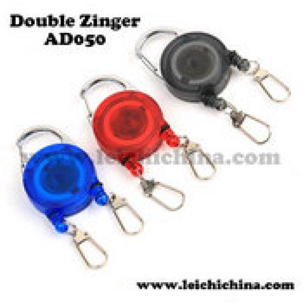 fishing double zinger AD050