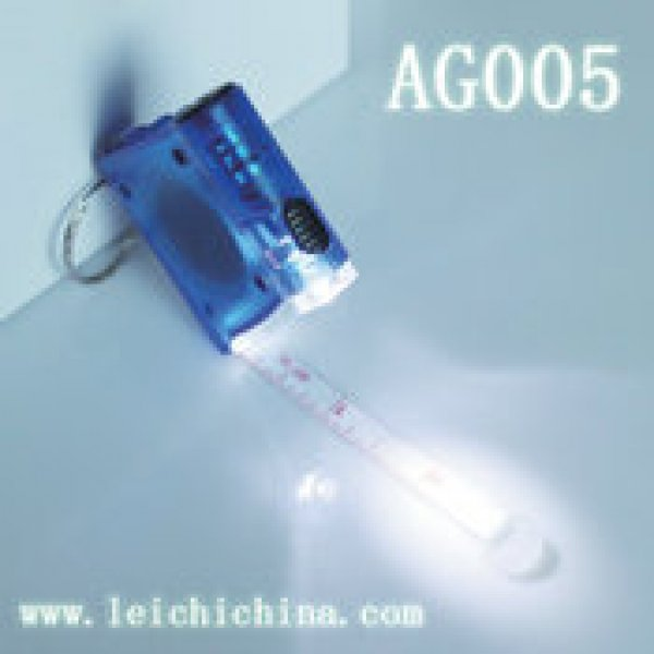 fishing ruler and light AG005