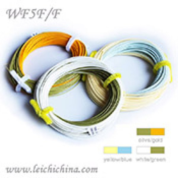 Double Color Weight Forward Floating Line