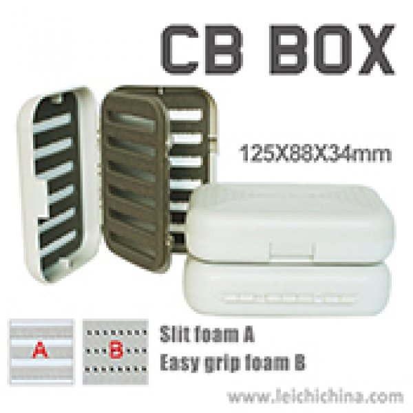 fly box with swingleaf CB