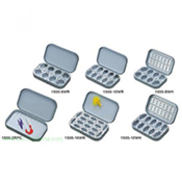 Various style aluminium fly box