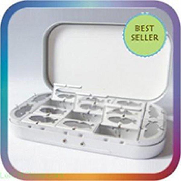 Aluminium fly box