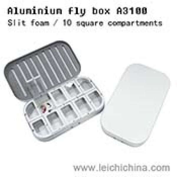 Aluminium fly box A3100