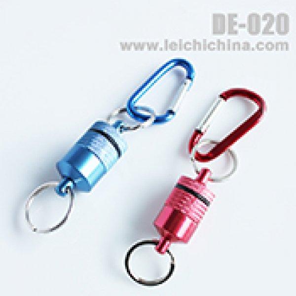 Magnetic net release DE-020