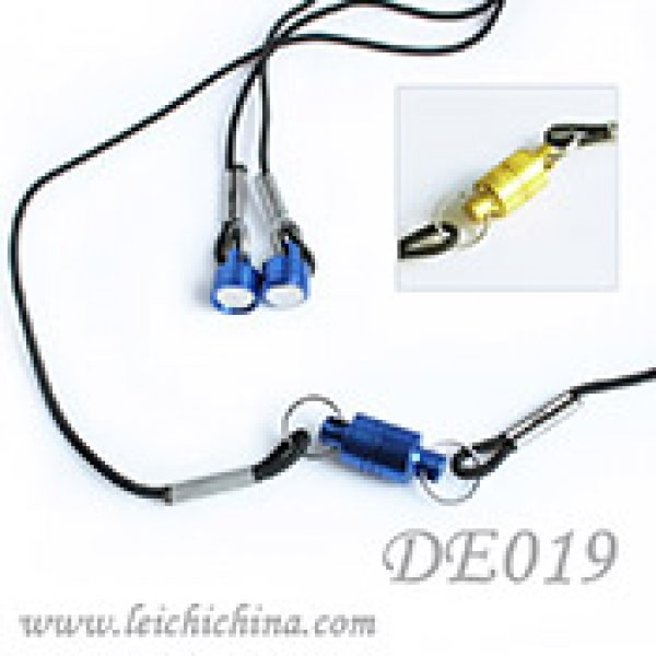 Magnetic net release with lanyard DE-019