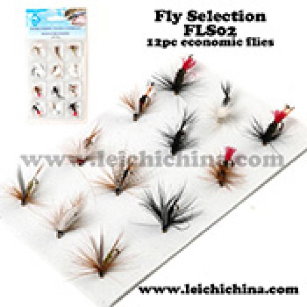 Economic fly selection FLS02