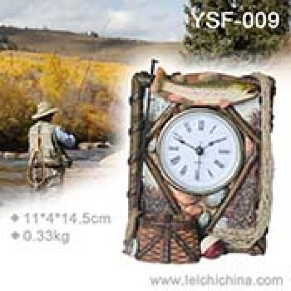 Fishing clock YSF009