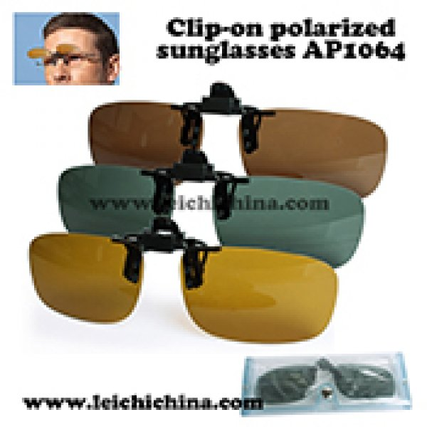 Clip on Polarized Sunglasses AP1064