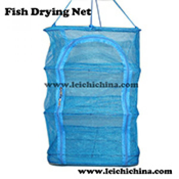 3 layer fish drying net