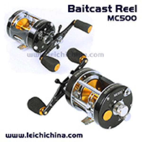 Bait casting reel MC500
