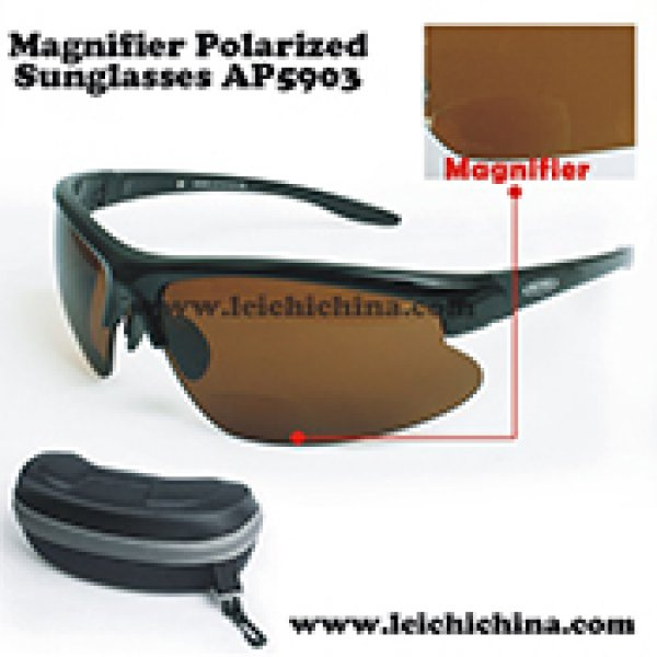 Polarized Magnifier Sunglasses AP5903