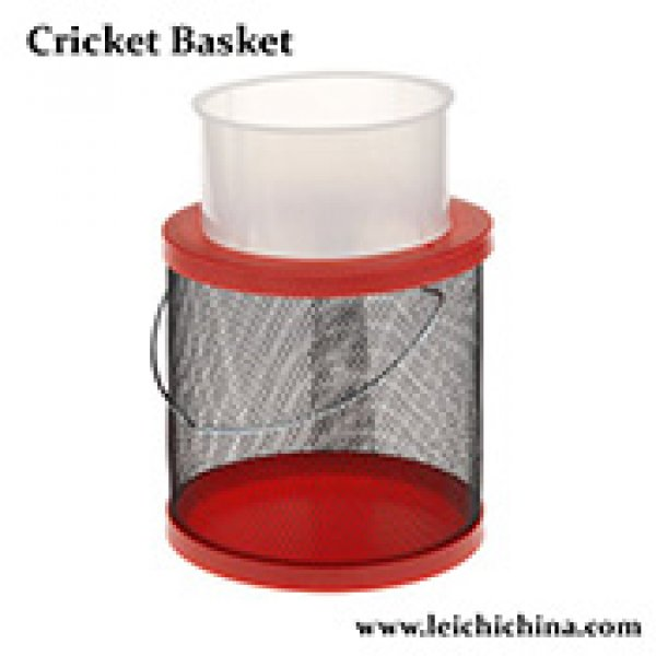 fishing cricket basket