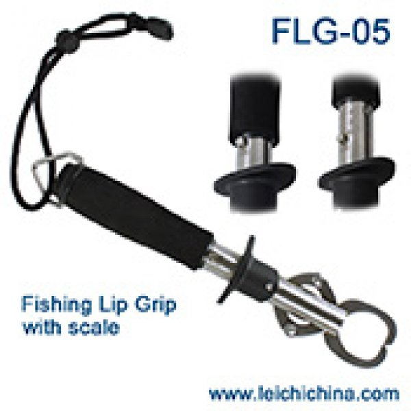 FLG-05 Stainless Steel Boga Grip with scale