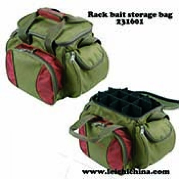 fishing rack bait storage bag 231601