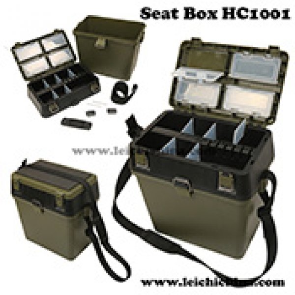 fishing tackle seat box HC1001
